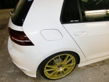VW Golf 7 Sound Booster